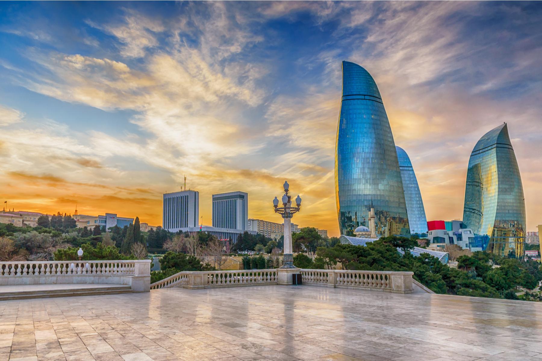 Georgia, Azerbaijan & Kazakhstan